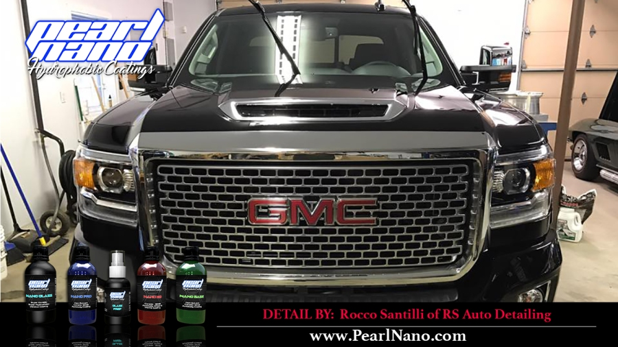 Connecticut Pearl Nano Installer – RS AutoDetailing